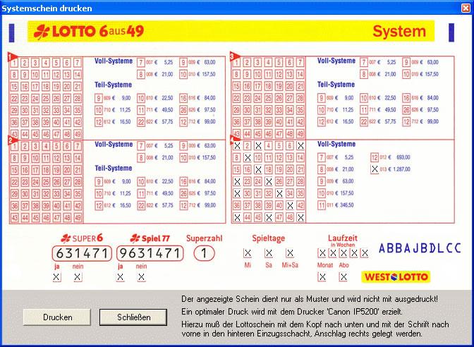 www lottozahlen de kostenlos